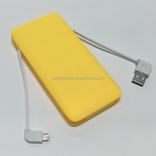 hot new products for 2015 mobile power bank, private model portable power bank, power bank with CE RoHs FCC certification