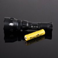 Y2 Cree Q5 High Power 5 modes Handheld Aluminum Police Led Tactical Flashlights Aluminum Torch Light