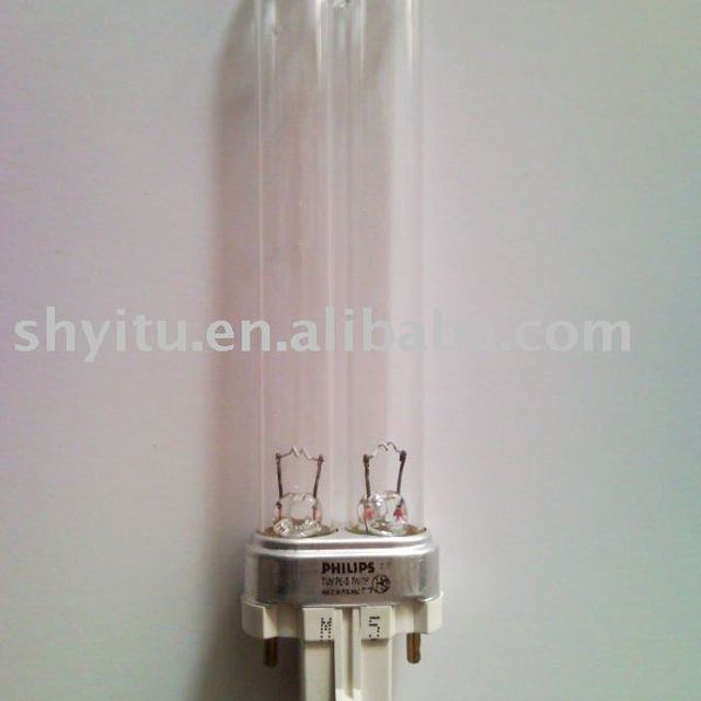 Philips UV low pressure PL-S and PL-L lamps
