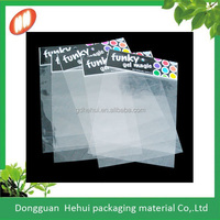 OEM printing cheap bag opp plastic for wholesale