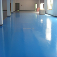 Factory Use Durable Natural Drying Epoxy Floor Intermediate Paint