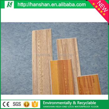 Plastic Wood Floor Interlocking Wood Flooring High Density Pvc Foam Sheet