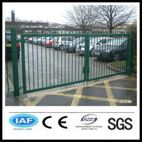 Wholesale alibaba China CE&ISO certificated design of main gate(pro manufacturer)