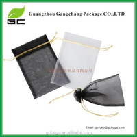 Customs DIY Recyling Organza Candy Packaging Bag For Candy Store By Wedding