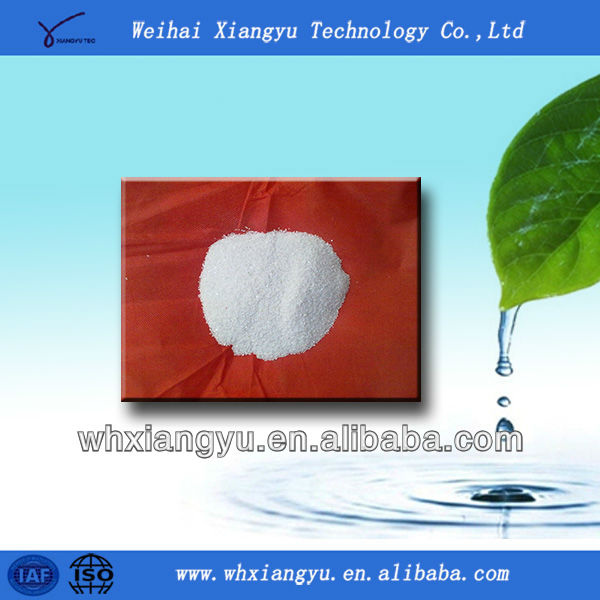 Oil drilling auxiliary chemical Anionic Polyacrylamide PAM