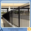 Factory New Design Decorative Garden Steel Palisade Euro Fence