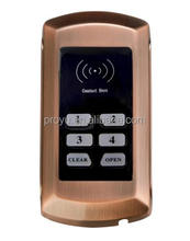 Gym golf Smart cabinet lock Keyless eletronic RFID locker lock PY-EM108
