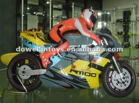 HOT!!! 1:5 Super Sport gas powered rc motorcycles