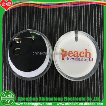 Customized Magnetic Led Pin