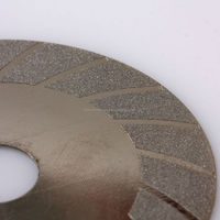 all types electroplated wheel metal bond diamond cutting disc