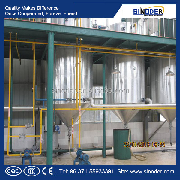 Soybean oil extraction machinery / Soybean oil refining machine /Rice bran oil pressing machinery.