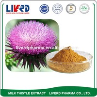 Organic Chinese Herb Milk Thistle Powder