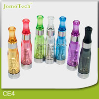 China Bulk Wholesale Cheap E Cig eGo T Cartomizer No Leaking CE4 Clear Atomizer