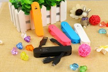 High quality Swiss army knife 3 in 1 data cable for Android mobile phone, for Iphone 4, for iPhone 5/6/6 plus