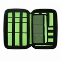 Eva Hard Disk Electronics Travel Tool Organizer Case Plastic Tool Case Of Electronics Datal Line Bag