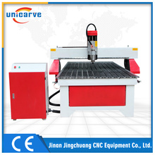 Good quality Multifunctional high accuracy T-slot Table wood cnc router for sale