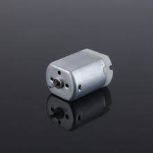 Mini electrical brush 12v dc permanent magnet motor
