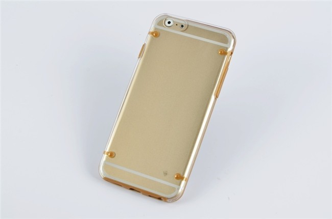 TPU Rubber Gel Ultra Thin Transparent Clear Protective Case Cover for iPhone 6
