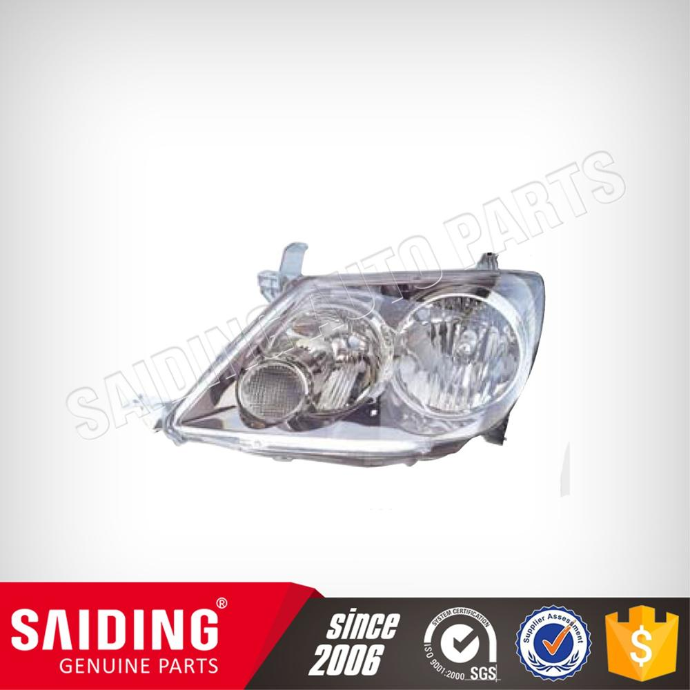 auto parts Headlight 81110-0K100 For Toyota Fortuner Kun5# 2Kdftv 2005-2008