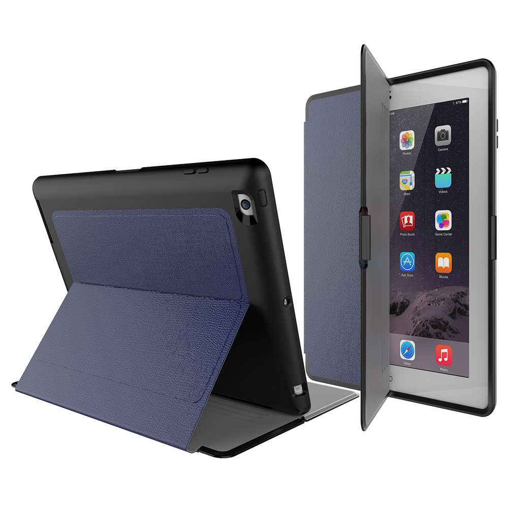 Shockproof Universal 9.7 Inch Tablet Cover TPU PU Leather Case For iPad 2 3 4