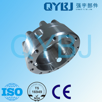 Auto Transmission Systems truck automoblie spare parts rear Axle raw differential shell,differential carrier