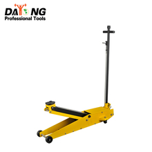 CE certification horizontal Heavy Duty Trolley Jacks 20 Tonnes portable hydraulique jack long étage jack