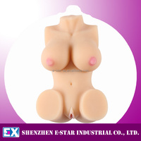 High Quality Rubber Pussy and Ass Sex Doll inflatable silicone sex doll