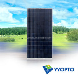 Positive Tolerance and Low Degradation Polysilicon Solar Panel