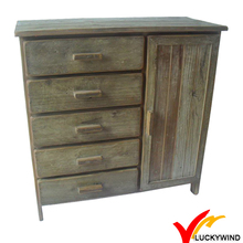 living room corner shabby exotic wood cabinet furniture