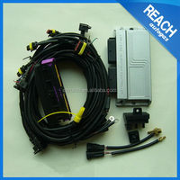 Different type most popular fuel saving kit ecu cng reducer regulator