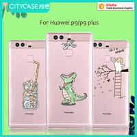 city&case New design waterproof wholesale smartphone case for Huawei P9/P9 plus