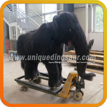 Gengu Model For Amusement Facilities Life Size Animal Statue