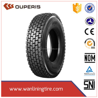 Chinese tires factory high performance cheap price wholesale 11r22.5 world-famous brand