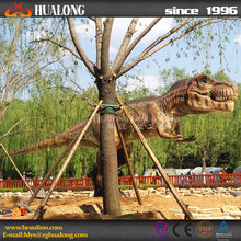 Outdoor Amusement Park High Simulation T-rex Animatronic Dinosaur