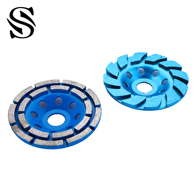 Professional High Quality Abrasive Marble Stone Diamond Grinding Wheel