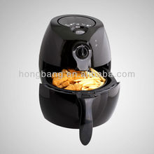 2016 New 2.2L round shape no patent problem air fryer