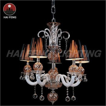 pendant light decoration modern chandelier lighting 5 lamps 600*H750mm