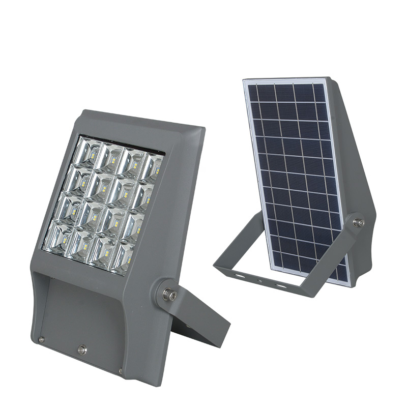 High quality outdoor waterproof IP65 8w led solar <strong>flood</strong> light