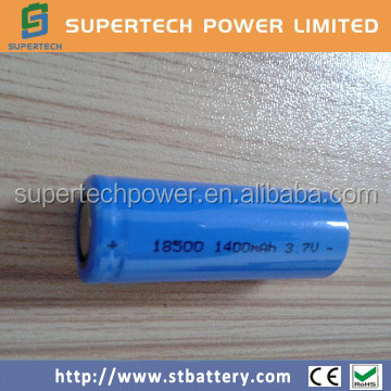 1400mah li-ion battery for shaves