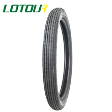 motorcycle tyre 2.75-18 motorcycle tyre and tube with LOTOUR brand
