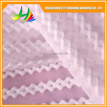 3D transparent air fabric, Warp knitting 100% polyester 3D air mesh