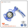 gear operated dn150 butterfly valves