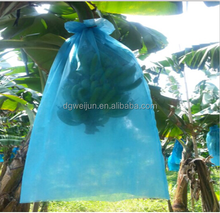 increase productions prevent insects blue banana cover bag uv protection bag
