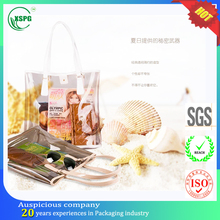 Disposable summer bag with handle