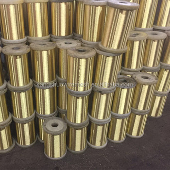 40 60 80 100 120 200 mesh Ultra Fine Brass Wire Mesh/Cloth/Fabric