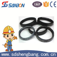 high quality epdm rubber o ring / rubber gasket for concrete pump hose