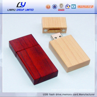 Wood USB Stick,4gb Wooden USB Stick,Bulk 4gb USB Flash Memory Cheap