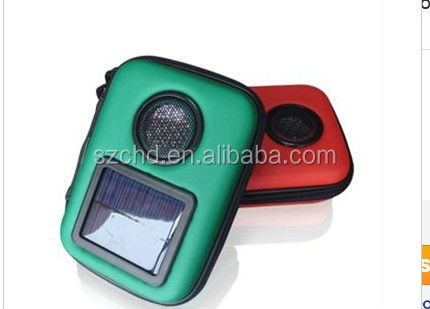 Nice sound portable mini solar multimedia Speaker bag for travel