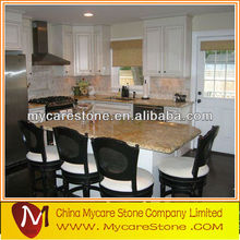 nice gold granite counter tops,Ornamental Flat Counter tops