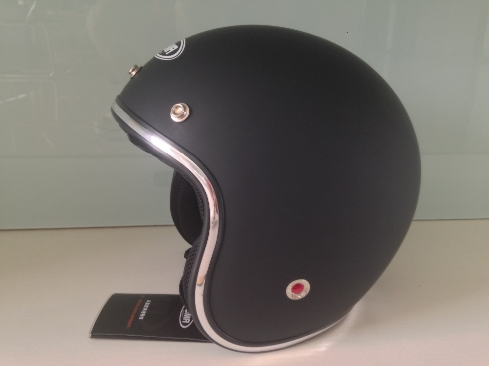 ABS material DOT Certification,Open face motocycle helmet,half face vintage helmet, classic Harley style,YM-629